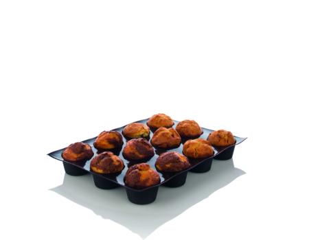 Muffin- en timbaalvormen